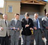 Inauguration de la résidence Latécoère